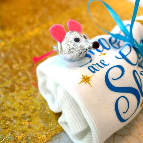 Mice from Cinderella